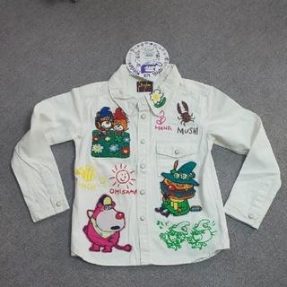 ジャム(JAM)の新品  JAMシャツタイプジャケット  130(その他)