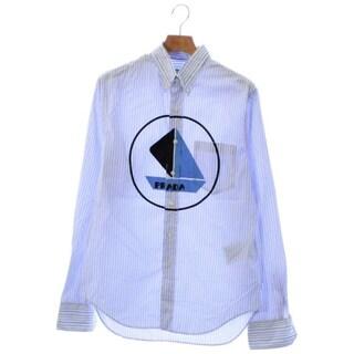 プラダ(PRADA)のPRADA カジュアルシャツ メンズ(シャツ)