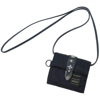 ポーター(PORTER)のtoga PORTER コラボ 財布 ウォレット 梅田 PORTERバージョン(折り財布)