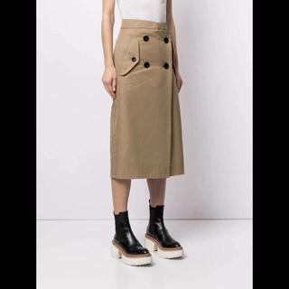 サカイ(sacai)のsacai パンツスカート(ロングスカート)