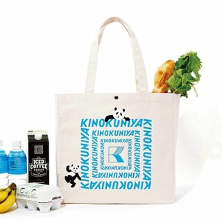 KEITA MARUYAMA TOKYO PARIS - オトナミューズ 付録 KINOKUNIYA 特大お買い物バッグ エコバッグ