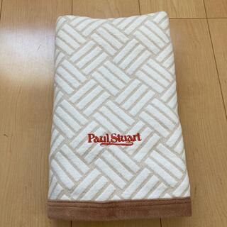 ポールスチュアート 毛布