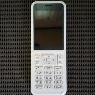 ソフトバンクプリペイド携帯、シンプリー、602si、すぐに使えます❗️