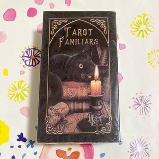 【新品未開封】使い魔たちのタロット 黒猫 タロット(トランプ/UNO)