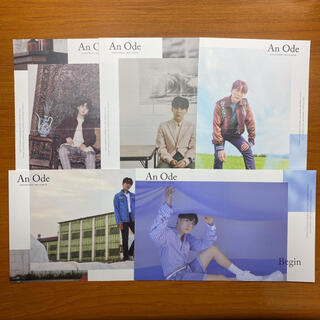 セブンティーン(SEVENTEEN)のSEVENTEEN スングァン An Ode ミニポスター セット(K-POP/アジア)