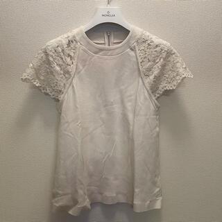 スナイデル(snidel)のsnidel レーストップス(Tシャツ(半袖/袖なし))
