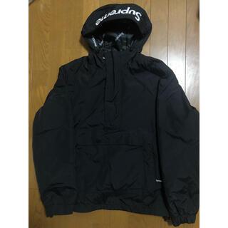 Supreme - supreme 17AW Hooded Logo Pullover jacket
