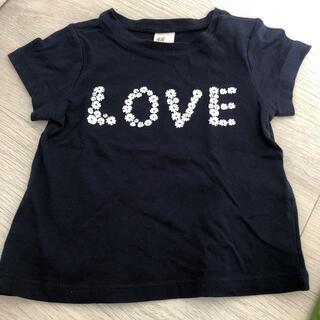 エイチアンドエム(H&M)のベビーTシャツ(Tシャツ)