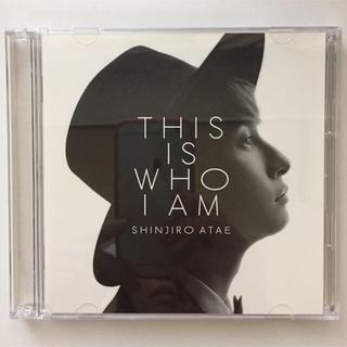 トリプルエー(AAA)の與真司郎 アルバム「THIS IS WHO I AM」(ポップス/ロック(邦楽))