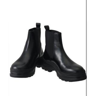 ペリーコ(PELLICO)のPELLICO SUNNY新作/LASALLE サイドゴアブーツ 39 新品(ブーツ)