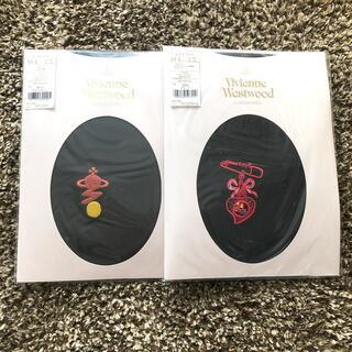ヴィヴィアンウエストウッド(Vivienne Westwood)のViviennWestwood タイツ2足セット(タイツ/ストッキング)