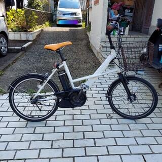 ヤマハ - ◆電動アシスト自転車.YAMAHA.PAS.CITY.X.20インチ◆