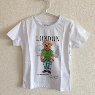 Ralph Lauren - 【SALE】ラルフローレン ポロベア Tシャツ 半袖 2y 90