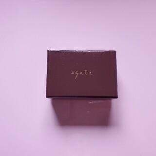 アガット(agete)のagete アガット 空箱 紙袋(その他)