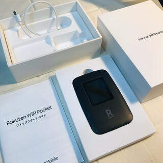 Rakuten - Rakuten WiFi Pocket ブラック