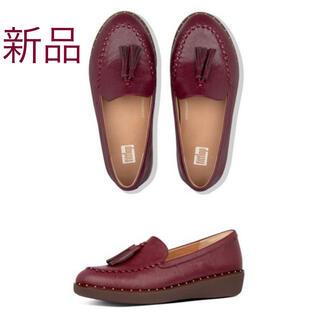 フィットフロップ(fitflop)の新品 fitflop ローファー PETRINA PATENT LOAFERS (ローファー/革靴)