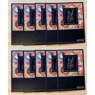 ARTISAN ポストカード 10枚セット アルチザン 山下達郎 先着特典(ミュージシャン)