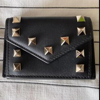 ヴァレンティノ(VALENTINO)のヴァレンティノ ミニ財布 新品(財布)