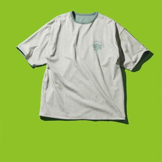 ハフ(HUF)のHUF リバーシブルt 店舗限定シャツ(Tシャツ/カットソー(半袖/袖なし))