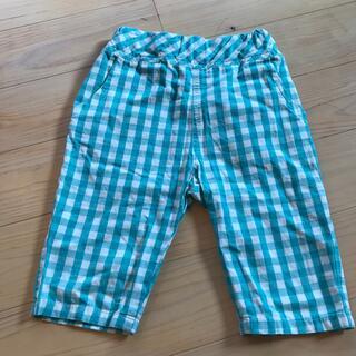 スキップランド(Skip Land)の男の子 パンツ ズボン 110センチ チェック(パンツ/スパッツ)