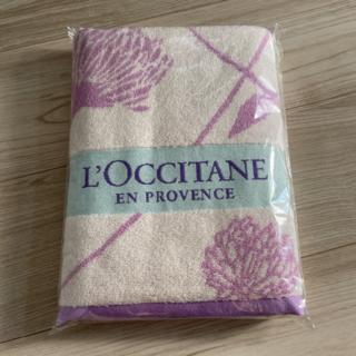 ロクシタン(L'OCCITANE)のロクシタン バスタオル(タオル/バス用品)