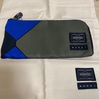 マルニ(Marni)のMARNI PORTER マルニ ポーター 財布(財布)