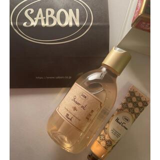 サボン(SABON)のSABON ボディオイルウォッシュ&ハンドクリームセット❤️新品未使用(ボディオイル)