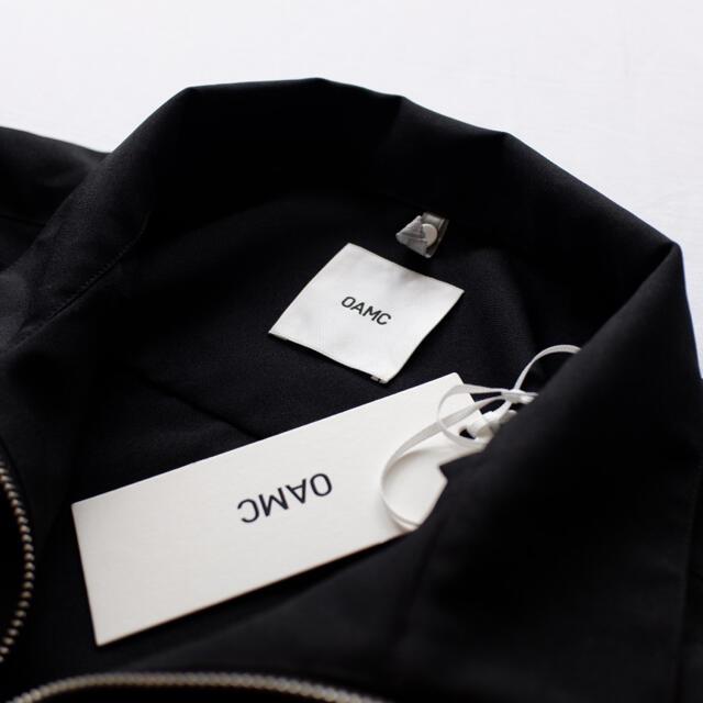 Jil Sander(ジルサンダー)のoamc system full zip シャツ メンズのトップス(シャツ)の商品写真