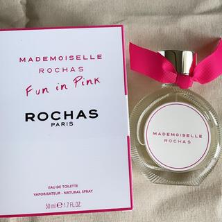 ロシャス(ROCHAS)のロシャス ROCHAS  マドモアゼル ロシャス 30ml (香水(女性用))