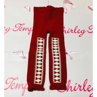 Shirley Temple - シャーリーテンプル ベビー タイツ