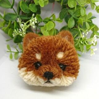 動物ぽんぽん【柴犬/ブラウン】(その他)
