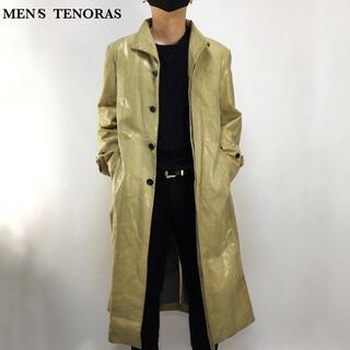 メンズティノラス(MEN'S TENORAS)のMEN′S  TENORAS メンズティノラス 豚革 レザージャケット コート(レザージャケット)