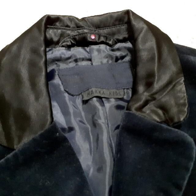 hakka kids(ハッカキッズ)のHAKKA KIDS ハッカキッズ キッズ ガールズ ジャケット サテン キッズ/ベビー/マタニティのキッズ服女の子用(90cm~)(ジャケット/上着)の商品写真