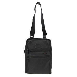 トゥミ(TUMI)のトゥミ TUMI ALPHA2  ショルダー バッグ ブラック 鞄(ショルダーバッグ)