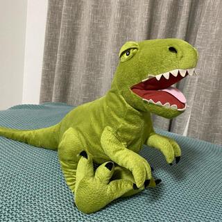 イケア(IKEA)のIKEA 恐竜 ぬいぐるみ(ぬいぐるみ)