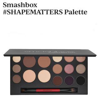 セフォラ(Sephora)のsmashbox shapematters スマッシュボックス パレット(アイシャドウ)