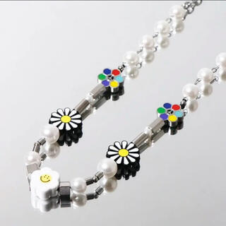 Supreme - SALUTE サルーテ FLOWER ANARCHY NECKLACE