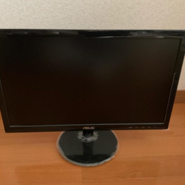 ASUS(エイスース)のASUS LCD モニター VS207シリーズ スマホ/家電/カメラのPC/タブレット(ディスプレイ)の商品写真
