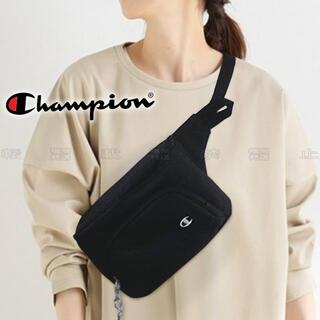 チャンピオン(Champion)のChampion ウエストポーチ ブラック(ボディバッグ/ウエストポーチ)