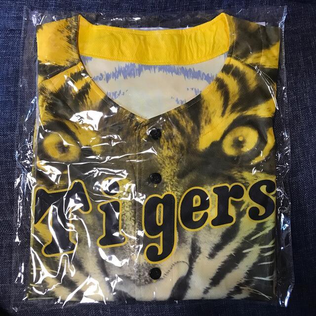 阪神タイガース(ハンシンタイガース)のJoshin 阪神 タイガース ユニフォーム スポーツ/アウトドアの野球(応援グッズ)の商品写真