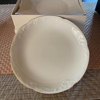 オオクラトウエン(大倉陶園)の大倉陶園 ゴールドライン15センチ 銘々皿 5枚組(食器)
