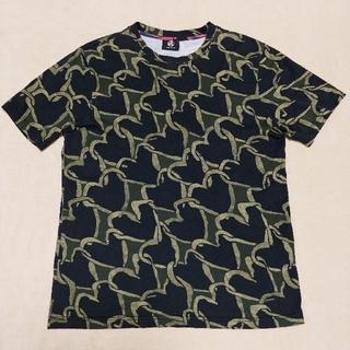 ポールスミス(Paul Smith)のPaul Smith ポールスミス ハートチェーン柄 半袖 Tシャツ Lサイズ(Tシャツ/カットソー(半袖/袖なし))