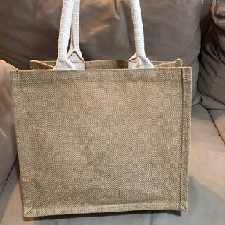 ムジルシリョウヒン(MUJI (無印良品))の無印良品 ジュートマイバッグB5(トートバッグ)