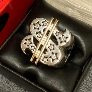 テンダーロイン(TENDERLOIN)の美品 テンダーロイン ダラーリング(リング(指輪))