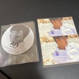 セブンティーン(SEVENTEEN)のSEVENTEEN ミンギュ CD A|1 ポストカード(アイドルグッズ)