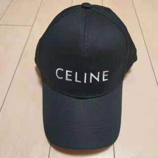 celine - セリーヌ イニシャル ベースボールキャップ   エディ
