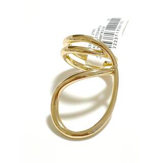 トゥデイフル(TODAYFUL)のlattice リング☺︎ ゴールド ゴールドリング(リング(指輪))