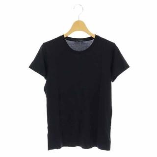 セオリー(theory)のセオリー theory Tシャツ カットソー半袖 S 黒 ブラック(Tシャツ(半袖/袖なし))