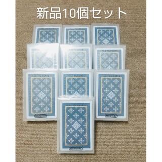 任天堂 トランプ 622 藍  10個セット♪(トランプ/UNO)