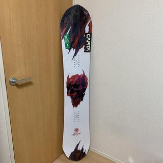バートン(BURTON)のキャピタ capita スノーボード ultrafear 151cm(ボード)